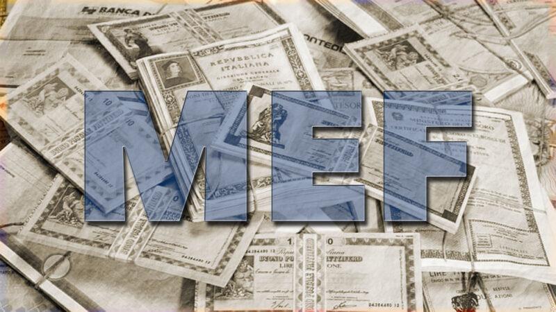MEF: in arrivo la proroga dei versamenti di giugno