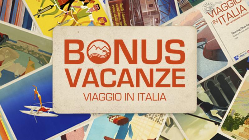 BONUS VACANZE, L'iniziativa del Decreto Rilancio per sostenere il nostro turismo italiano